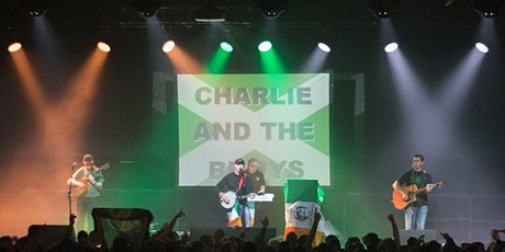 Charlie And The Bhoys Live In Liverpool tickets