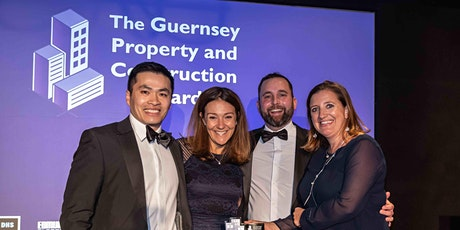 The Guernsey Property and Construction Awards 2021 tickets