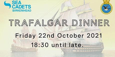 Trafalgar Dinner tickets