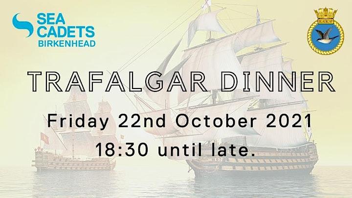 Trafalgar Dinner image