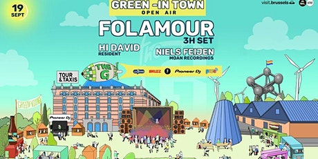 Green -In Town | Open Air | Folamour + billets