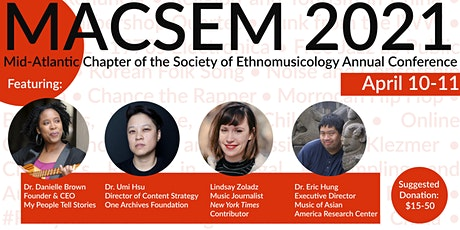 MACSEM 2021 Annual Conference (Virtual) tickets