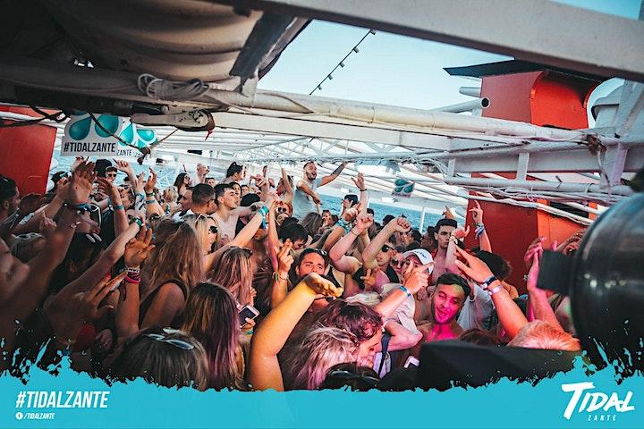 Zante Boat Party - Tidal Boat Party image