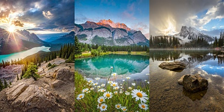 Majestic Banff Photo Tour - Summer 2021 tickets