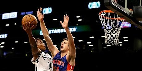 LIVE@!. MaTch Detroit Pistons v Brooklyn Nets LIVE ON NBA 2021 tickets