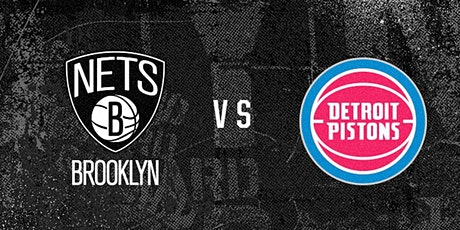 StrEams@!. MaTch Detroit Pistons v Brooklyn Nets LIVE ON NBA 2021 tickets
