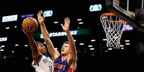 ONLINE-StrEams@!. Detroit Pistons v Brooklyn Nets LIVE ON NBA 2021 tickets