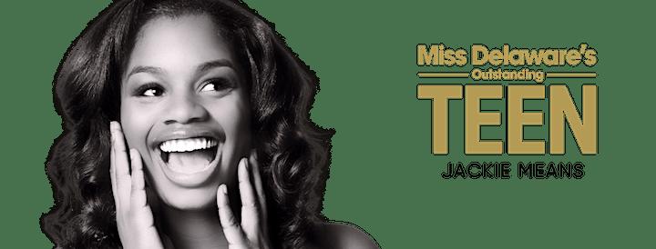 Miss Delaware's Outstanding Teen image