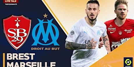 STREAMS!@. Marseille - Brest voir le match e.n direct live 13 mar 2021 tickets