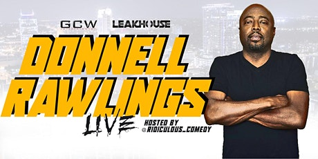 Donnell Rawlings LIVE in Orlando, FL! tickets
