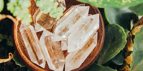 Crystals 102: Intro to Crystal Healing Techniques tickets
