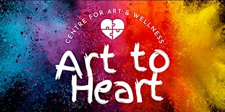 Art Gallery of Windsor - Art to Heart Workshop - Workshop #2 (Ages 12+) tickets