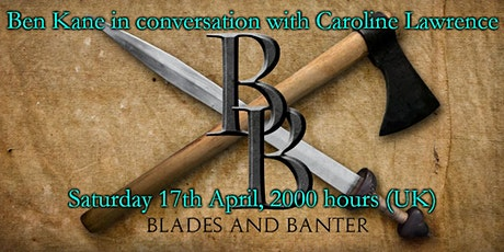 Ben Kane in conversation with Caroline Lawrence tickets