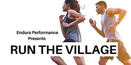 Run the Village- Free Run Club tickets