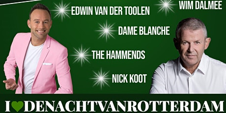 De nacht van Rotterdam tickets
