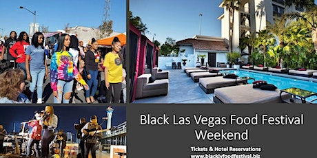Black Las Vegas Food Festival & Block Party tickets