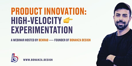 Product Innovation: High Velocity Experimentation & MVP Design tickets