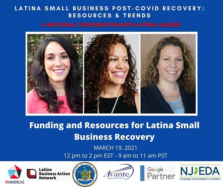Latina Small Business Post-Covid: Recovery Resources & Trends image