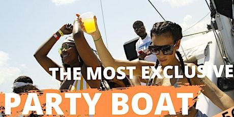#Crazy BOAT PARTY! Spring Break 2020 tickets