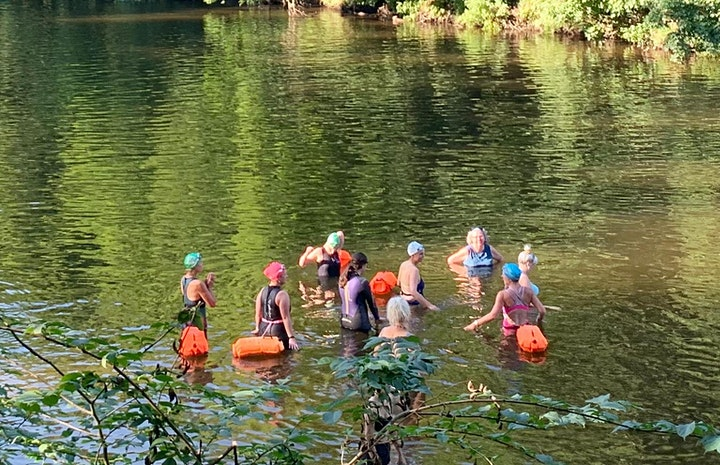Introduction to Open  Water Swimming Ross on Wye image