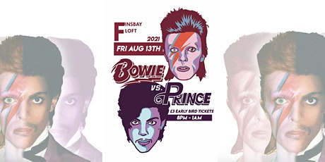 `Prince Vs Bowie Party - 2021 tickets