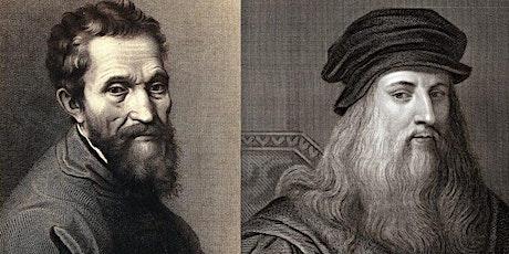 Michelangelo and Leonardo, the first modern gays? tickets