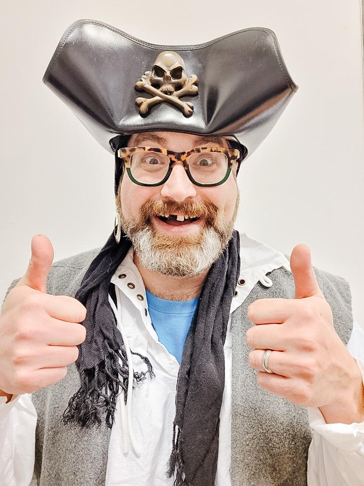 Preschool Pirate Pete's Literacy Adventures - Letter of the Day:  C image
