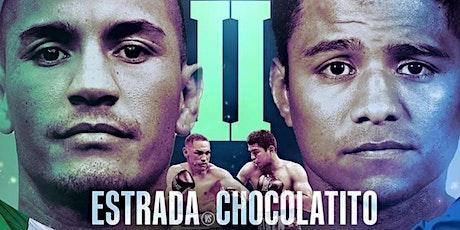 TV/VER.-Estrada v Chocolatito E.n Viv y E.n Directo ver Partido online entradas
