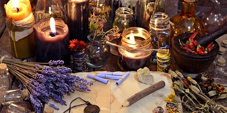 WITCH SCHOOL:  A Mystical Mansion Retreat & Esoteric Training w/Certificate tickets