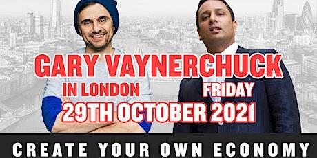 Gary Vaynerchuk in London 2021 tickets