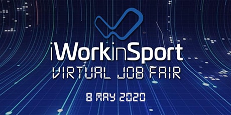iWorkinSport Virtual Job Fair 2021 tickets