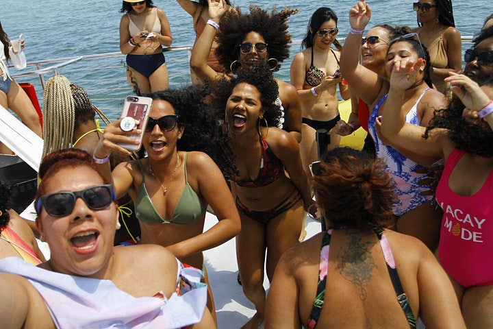 BOAT PARTY in MIAMI! image