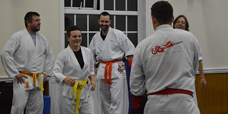 Adults Ju Jitsu (15yrs+) Mon, Wed, Sun tickets