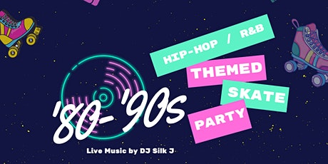 '80s-'90s Theme Skate Party tickets
