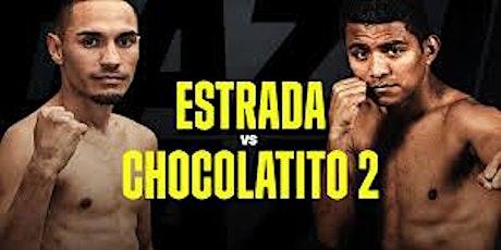 ONLINE@!. Román González v Juan Francisco Estrada FIGHT LIVE ON  2021 entradas