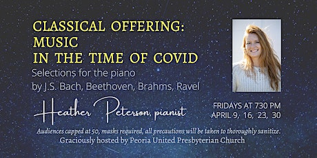 Classical Offering: Music in the Time of Covid tickets