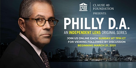 Philly D.A. Episode 4 & Discussion tickets
