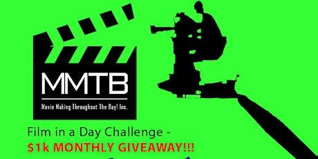 OAKLND-'Film n a Day' Actors & Directors Challenge- $1,000 Giveaway tickets