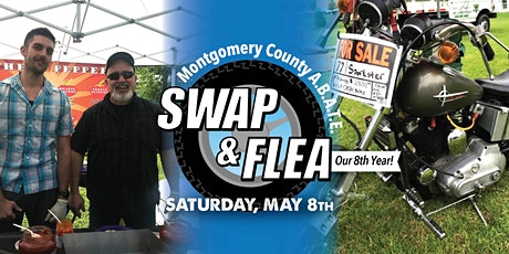 8th Annual Swap Meet & Flea Market tickets