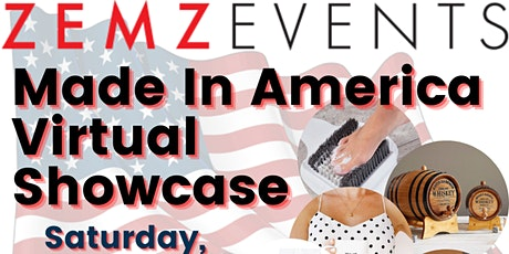 Made In America Virtual Showcase tickets