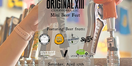 Original 13's Mini Beer Fest tickets