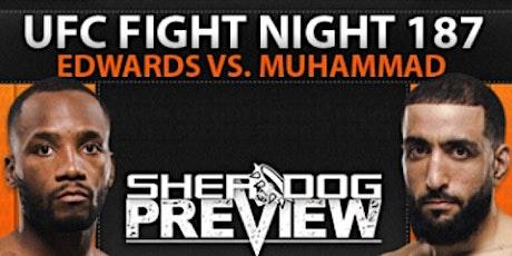 StrEams@!.MaTch EDWARDS V MUHAMMAD LIVE ON fReE 2021 tickets
