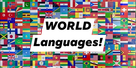 MIXER: English + All World Languages (+ Dialects)! tickets