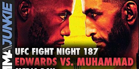 StREAMS@>! r.E.d.d.i.t-UFC Fight Night 187 LIVE ON MMA 2021 tickets