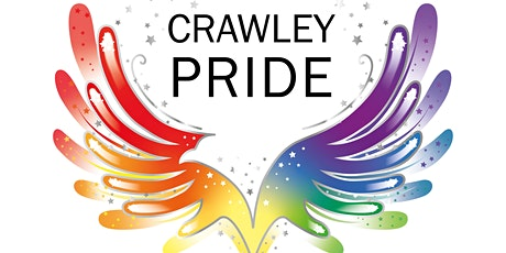 Crawley Pride 2021 tickets
