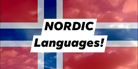 MIXER: English + Nordic Languages (+ Dialects)! tickets
