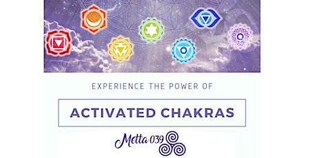 Chakra Activation Workshop tickets