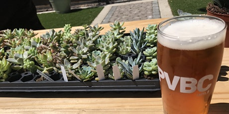 Plants + Pints at Pax Verum Brewing Co. tickets