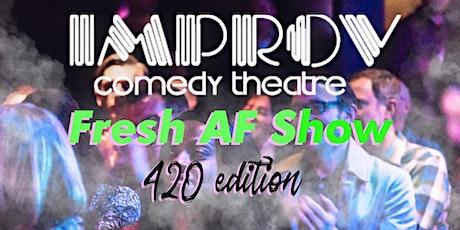 MIAMI IMPROV 4/17 | 420 Comedy Show tickets