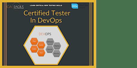 DAU Certified Tester in DevOps entradas